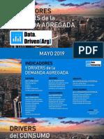 Data Driven Argentina - Indicadores y Drivers de La Demanda Agregada - Mayo 2019