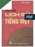 Tran Tri Doi - Giao Trinh Lich Su Tieng Viet