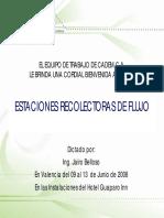 Manual Estaciones de Flujo