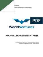Manual Do Representante Worldventures - Atualizado Em 19.02.018