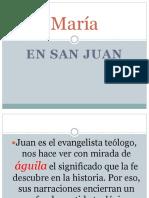 4.- María en San Juan. Padre David Trujillo