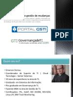 Cloud Computing e ITIL Por Emerson Dorow