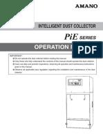 Amano PiE Operation Manual as of 5-12 - PiE_PKA911008