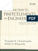 Introduction to Finite Elements in Engineering, 3rd Ed, T.R.chandrupatla (1)