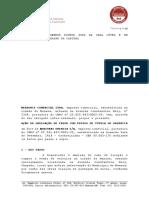 Obrigação de Fazer Merronit x Amazonas Distribuidora