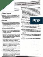 Tabla 21-1 Información Sobre Antecedentes Para Informe