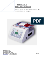 Manual Operador hemotek2