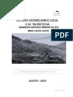 Informe Refugio Minero Nv970 -1
