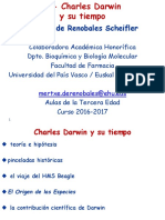 2.- Charles Darwin y Su Tiempo