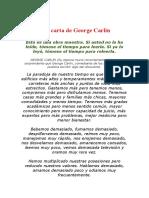 Una carta de George Carlin.pdf
