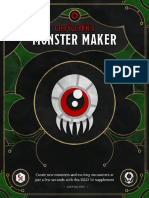 Giffyglyph's Monstrous Maker