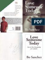 Kupdf.net Love Someone Today by Bo Sanchez