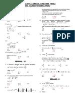Algebra Seminario Chachapoyas 1