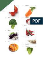 Modul 4 Vegetables
