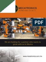 C&S Mecatronics  Profile