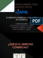 Expo Derecho Comercial