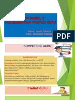 Review Modul 2_pedagogik Basuki Raharjo