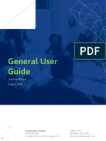 CM General User Guide Aug18