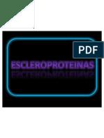 scleroproteinas