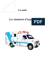 Les situations d'urgence