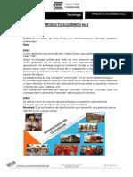 Producto Académico No 3..Sociologia Desarrollado