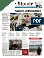 [BR] - Le Monde Du Dimanche 24 Et Lundi 25 Fevrier 2019