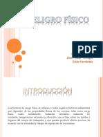 Diapositivas Peligro Quimico y Fisico