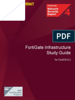 FortiGate Infrastructure 6.2 Study Guide-Online