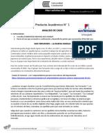 desarrollo PA1 Mercadotecnia...
