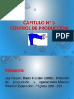 Capitulo Nº 3 Control de Produccion P-54