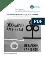 Apunte Infractructura Urbana UNM