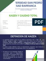 Kaizen y Calida Total