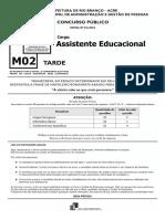 M02 T - Assistente Educacional