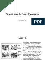 Y6 Essays.pptx