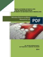 Métodos Básicos en Microbiología.  Manual de Laboratorio