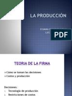 4. La Produccion