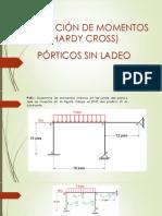 Distribución de momentos Pórticos Sin ladeo.pdf