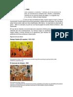 Joan Miró - Max Ernst
