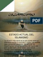 ISLAMISMO-DIAPOSITIVAS