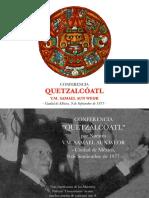 Conferencia Quetzalcoatl Vm Samael Aun Weor
