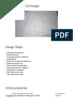 Design of Heat Exchanger New