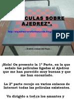 Películas de Ajedrez Por Andrés Llanas Del Hoyo