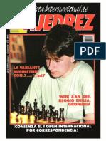 Revista Internacional de Ajedrez 43