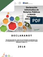Presentacion DeclaraNOT Con El Anexo 5 v7