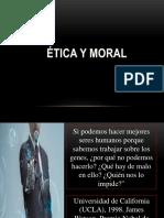Ética y Moral- Filosofía