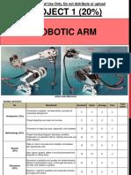 PROJECT 1 - ROBOTIC ARM.pptx