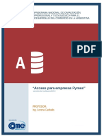 Access - introducción