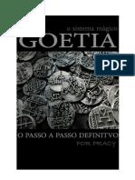 Manual de Goétia - Passo a Passo