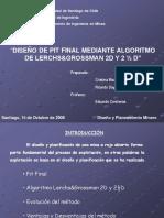 Vdocuments.mx Diseno Pit Final Lerchs y Grossman