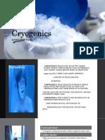 Cryogenics v2